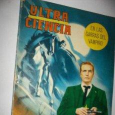 Tebeos: ULTRA CIENCIA -EN LAS GARRAS DEL VAMPIRO-, FOTONOVELA FILM U.S.A. EN ESPAÑOL EDITORMEX.. Lote 91591705
