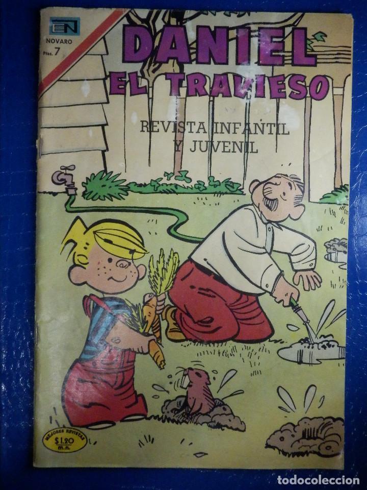 TEBEO - COMIC - DANIEL EL TRAVIESO - NOVARO - AÑO VI - Nº 68 (Tebeos y Comics - Novaro - Otros)