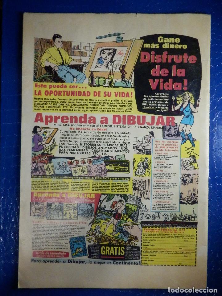 Tebeos: TEBEO - COMIC - DANIEL EL TRAVIESO - NOVARO - Año VI - nº 68 - Foto 2 - 92227460