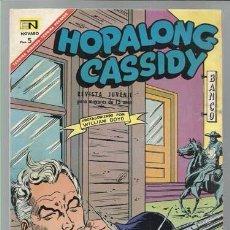 Tebeos: HOPALONG CASSIDY 152, 1967, NOVARO, MUY BUEN ESTADO. Lote 92795850