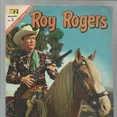 Tebeos: ROY ROGERS 180, 1967, NOVARO, MUY BUEN ESTADO. Lote 105560667