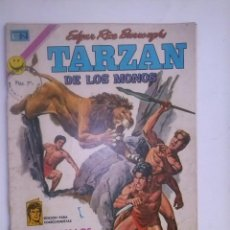Livros de Banda Desenhada: TARZÁN DE LOS MONOS- Nº 311-Y LOS GEMELOS TARZÁN-1972- PARA COLECCIONISTAS- DIFÍCIL-LEAN- 6822. Lote 92828475