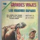 Tebeos: GRANDES VIAJES 86: LOS GRANDES SAFARIS, 1970, NOVARO, BUEN ESTADO. Lote 93069940