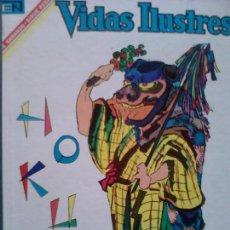 Tebeos: VIDAS ILUSTRES HOKUSAI. Lote 93149215