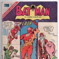 Tebeos: BATMAN # 358 NOVARO 1967 FLASH CENTENARIO EL DIA QUE HURTARON LA SUPERVELOCIDAD A FLASH BUEN ESTADO. Lote 93313980