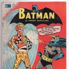 Tebeos: BATMAN # 386 NOVARO 1967 INFANTINO & GIELA APARECE EL HECHICERO EL HOMBRE ELASTICO GARDNER FOX GREEN. Lote 93411860