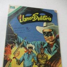 Tebeos: EL LLANERO SOLITARIO, Nº. 344.- SERIE ÁGUILA- 23 DE JUNIO DE 1975-NOVARO. Lote 93567830