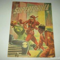 Tebeos: SUPERTORIETA N.14 CAPITAN MEDIANOCHE Y OTROS HEROES.COLOR TIP.NOVARO FREIXAS SAUPERMARCIANO U.S.A.. Lote 93625670