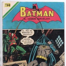 Tebeos: BATMAN # 542 NOVARO 1970 FRANK ROBINS BOB BROWN JOE GIELLA ROBIN CAOS EN LA ESCUELA MUY BUEN ESTADO. Lote 93634595