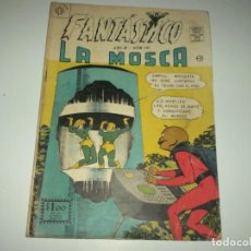 Tebeos: FANTASTICO-101 PRES. LA MOSCA EDIT. SOL MEX. 1965 TIP.NOVARO . Lote 93677220