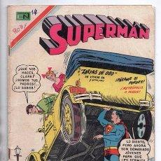 Tebeos: SUPERMAN # 627 NOVARO 1967 LOS JOVENES REBELDES EL ARBOL GENEALOGICO DE KRYPTO BUEN ESTADO. Lote 93724800