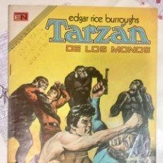 Tebeos: CÓMIC TARZAN NOVARO 372 AÑO 1973. Lote 93733070