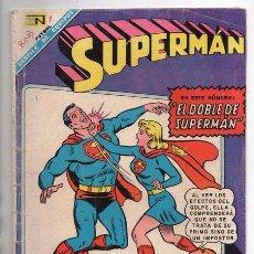 Tebeos: SUPERMAN # 637 NOVARO 1968 SUPERNIÑA EL DOBLE DE SUPERMAN BUEN ESTADO. Lote 93787895