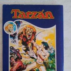 Tebeos: TARZAN, LIBRO COMIC. TOMO XVI. Lote 93797200