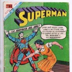 Tebeos: SUPERMAN # 665 NOVARO 1968 MR. MXYZPTLK & MISS. GZPTLSNZ EL HADA MADRINA DE LUISA LANE BUEN ESTADO. Lote 93809025
