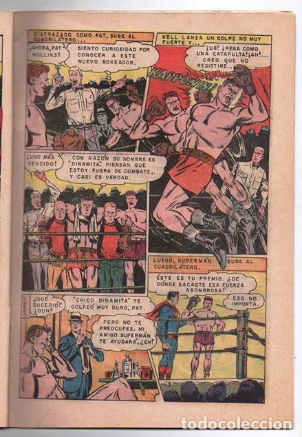 Tebeos: SUPERMAN # 671 NOVARO 1968 EL ANIQUILADOR SUPERNIÑA LA MUERTE DE LEX LUTHOR BUEN ESTADO - Foto 2 - 93809585