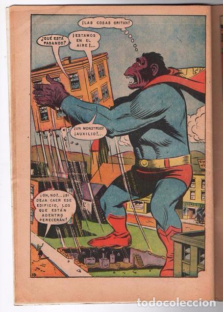 Tebeos: SUPERMAN # 729 NOVARO 1969 SUPERMAN SE VUELVE MONO EL CHICO MAS TIMIDO DE LA CIUDAD BUEN ESTADO - Foto 4 - 93809710