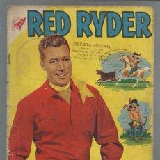 Tebeos: RED RYDER 38, 1957, NOVARO. Lote 93869920