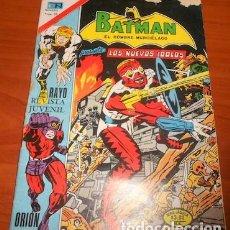 Tebeos: BATMAN PRESENTA: LOS NUEVOS ÍDOLOS, Nº 2-866, NOVARO, DE 1977. Lote 93912435