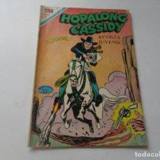 Tebeos: HOPALONG CASSIDY, Nº. 181 - 1 DE ENERO DE 1970.- NOVARO. Lote 94051185