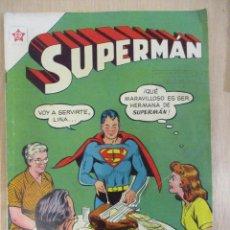 Tebeos: SUPERMAN - NOVARO - Nº 54. Lote 94154875