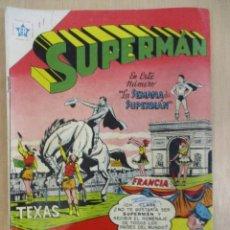 Tebeos: SUPERMAN - NOVARO - Nº 64. Lote 94155200