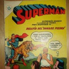 Tebeos: SUPERMAN -NOVARO - Nº 71. Lote 94155685