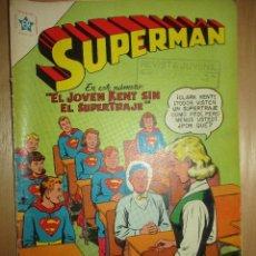 Tebeos: SUPERMAN - NOVARO - Nº 98. Lote 94155885
