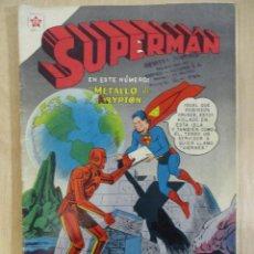 Tebeos: SUPERMAN-NOVARO-Nº102. Lote 94156030