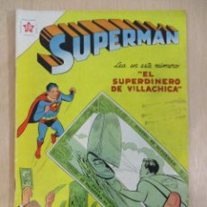 Tebeos: SUPERMAN -NOVARO - Nº 102. Lote 94156265
