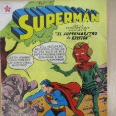 Tebeos: SUPERMAN - NOVARO - Nº 164. Lote 94156700