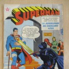 Tebeos: SUPERMAN - NOVARO - Nº 201. Lote 94156940