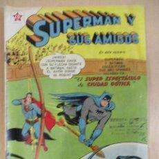 Tebeos: SUPERMAN Y SUS AMIGOS Nº 22 - NOVARO -. Lote 94159130