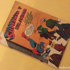 Tebeos: SUPERMAN Y SUS AMIGOS (NOVARO) ... Nº 17. Lote 94161640