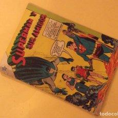 Tebeos: SUPERMAN Y SUS AMIGOS (NOVARO) ... Nº 4. Lote 94161745