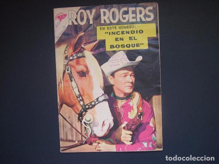ROY ROGERS Nº 82 (ERSA/SEA ,1952 ) (Tebeos y Comics - Novaro - Roy Roger)