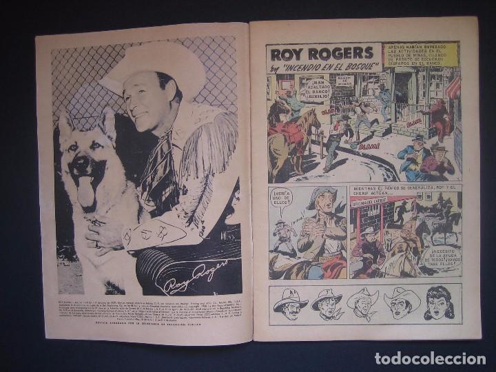 Tebeos: ROY ROGERS Nº 82 (ERSA/SEA ,1952 ) - Foto 2 - 94214985