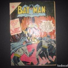Tebeos: BATMAN Nº 54 DE BATMAN. EL HOMBRE MURCIÉLAGO [DE 1301] EDITORIAL NOVARO · CIUDAD DE MÉXICO1-I-1954 . Lote 94215315