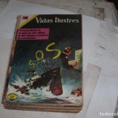 Tebeos: VIDAS ILUSTRES - NUMERO - 251 -. Lote 94572571