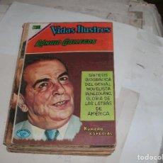 Tebeos: VIDAS ILUSTRES - NUMERO - ESPECIAL-. Lote 94572711