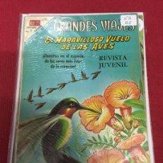 Tebeos: NOVARO GRANDES VIAJES NUMERO 68 BUEN ESTADO REF.18. Lote 94603283