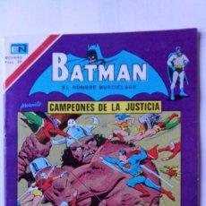 Tebeos: BATMAN, SERIE AGUILA, Nº 2-924, AÑO 1978, NOVARO. Lote 94917079