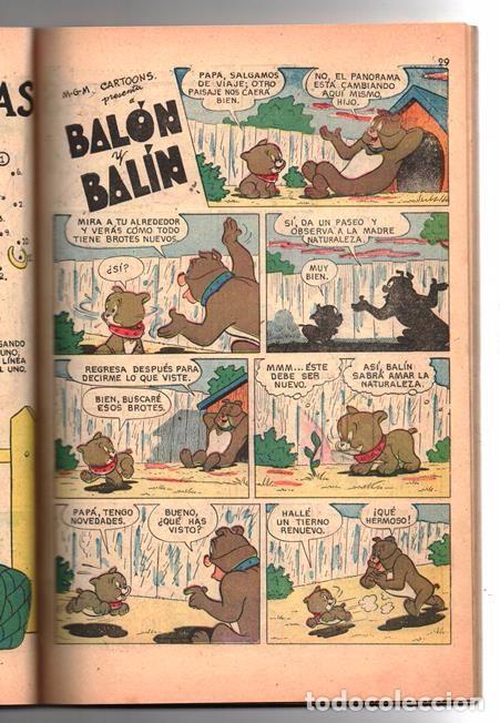 Tebeos: TOM Y JERRY NUMERO EXTRAORDINARIO NOVARO 1955 BALON Y BALIN BARNEY MOTITA FLIP Y DIP EXCELENTE 96 P - Foto 7 - 94959911
