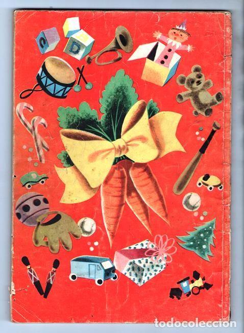 Tebeos: EL CONEJO DE LA SUERTE EXTRAORDINARIO NOVARO 1952 PORKY ELMER LUCAS TRES OSOS 112 PAG CON FALTANTES - Foto 2 - 95007407