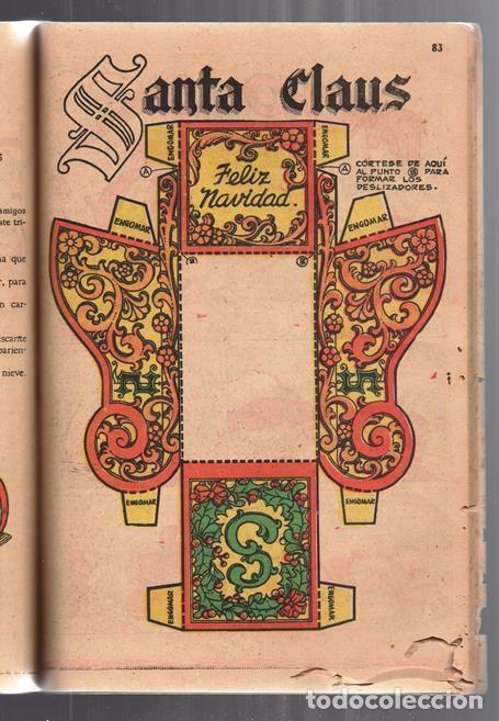 Tebeos: EL CONEJO DE LA SUERTE EXTRAORDINARIO NOVARO 1952 PORKY ELMER LUCAS TRES OSOS 112 PAG CON FALTANTES - Foto 10 - 95007407