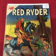 Tebeos: NOVARO RED RYDER NUMERO 45 BUEN ESTADO REF.7. Lote 95014419