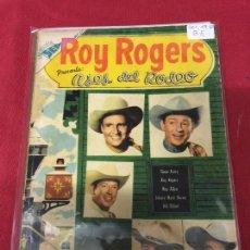 Tebeos: ROY ROGERS NUMERO EXTRAORDINARIO DE OCTUBRE DE 1955 BUEN ESTADO REF.11. Lote 95014547