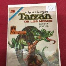 Tebeos: NOVARO SERIE AGUILA TARZAN NUMERO 571 NORMAL ESTADO REF.CN. Lote 95086699