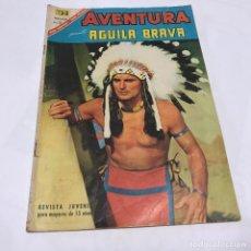 Tebeos: AVENTURA . AGUILA BRAVA. Nº 471 AÑO 1967. Lote 95106387