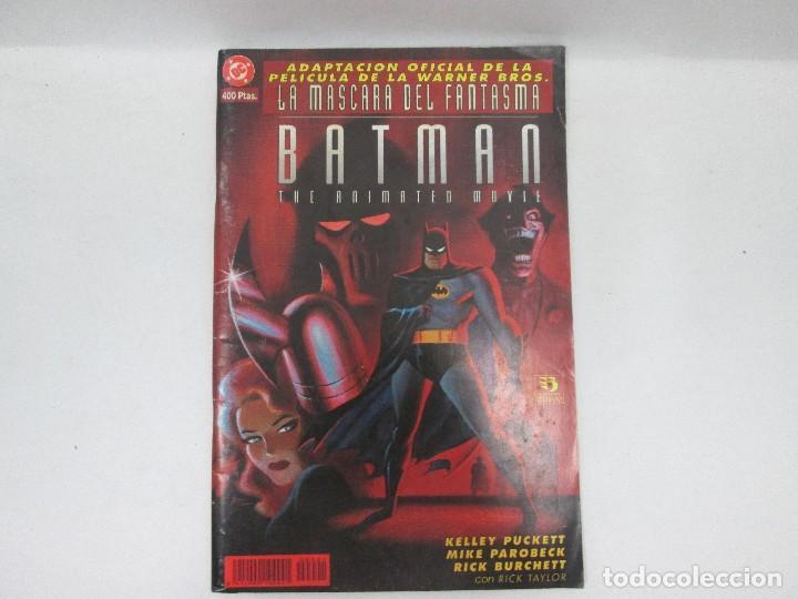 Tebeos: LOTE DE 6 CÓMICS DE BATMAN DE LOS 90 - Foto 4 - 95330475